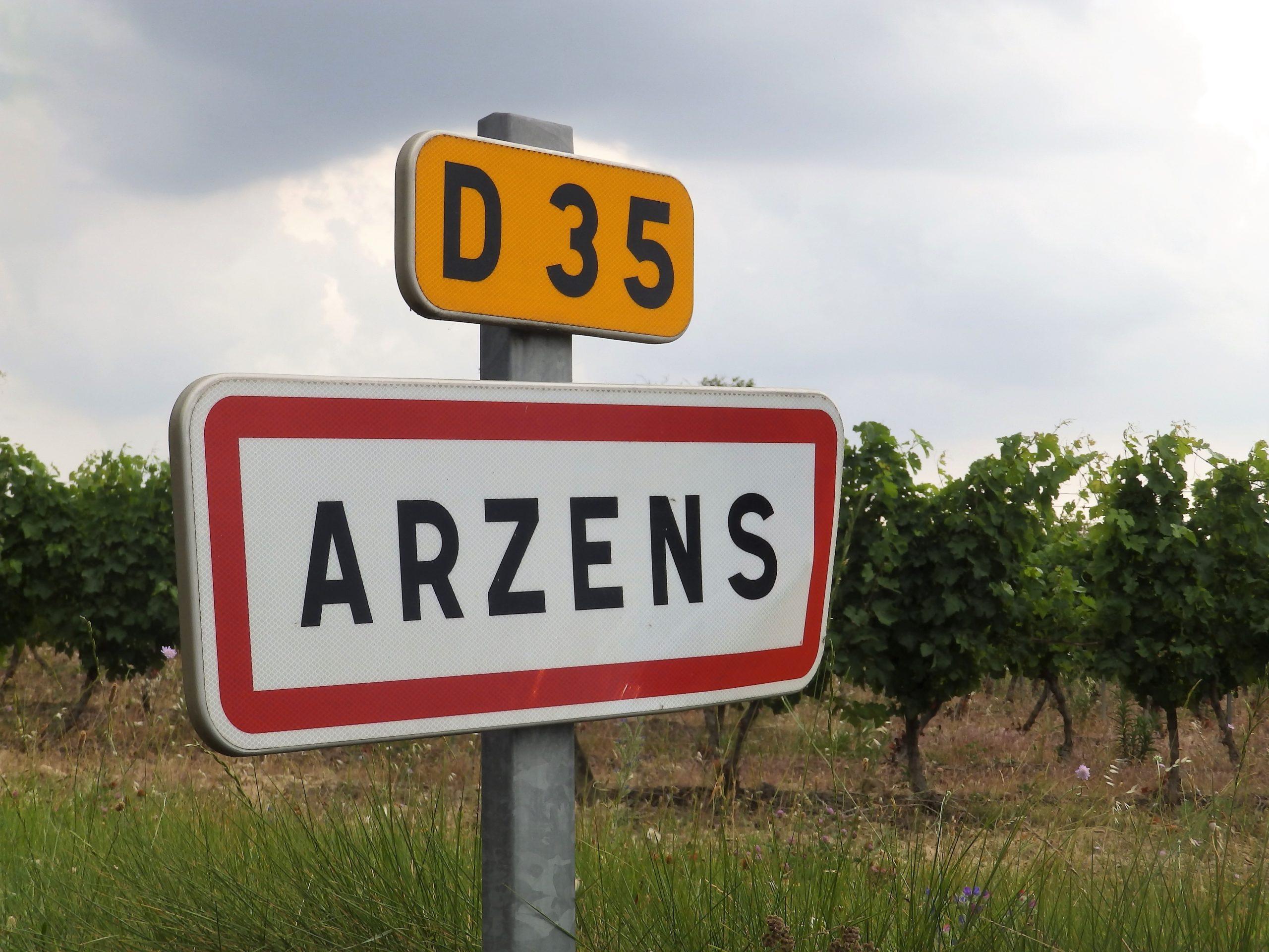panneau d'Arzens
