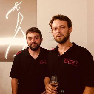 Matthieu Baillette et Franck Roger - Le Pas de la Dame