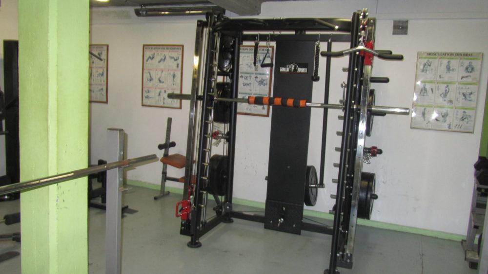 cage de musculation - Arzens