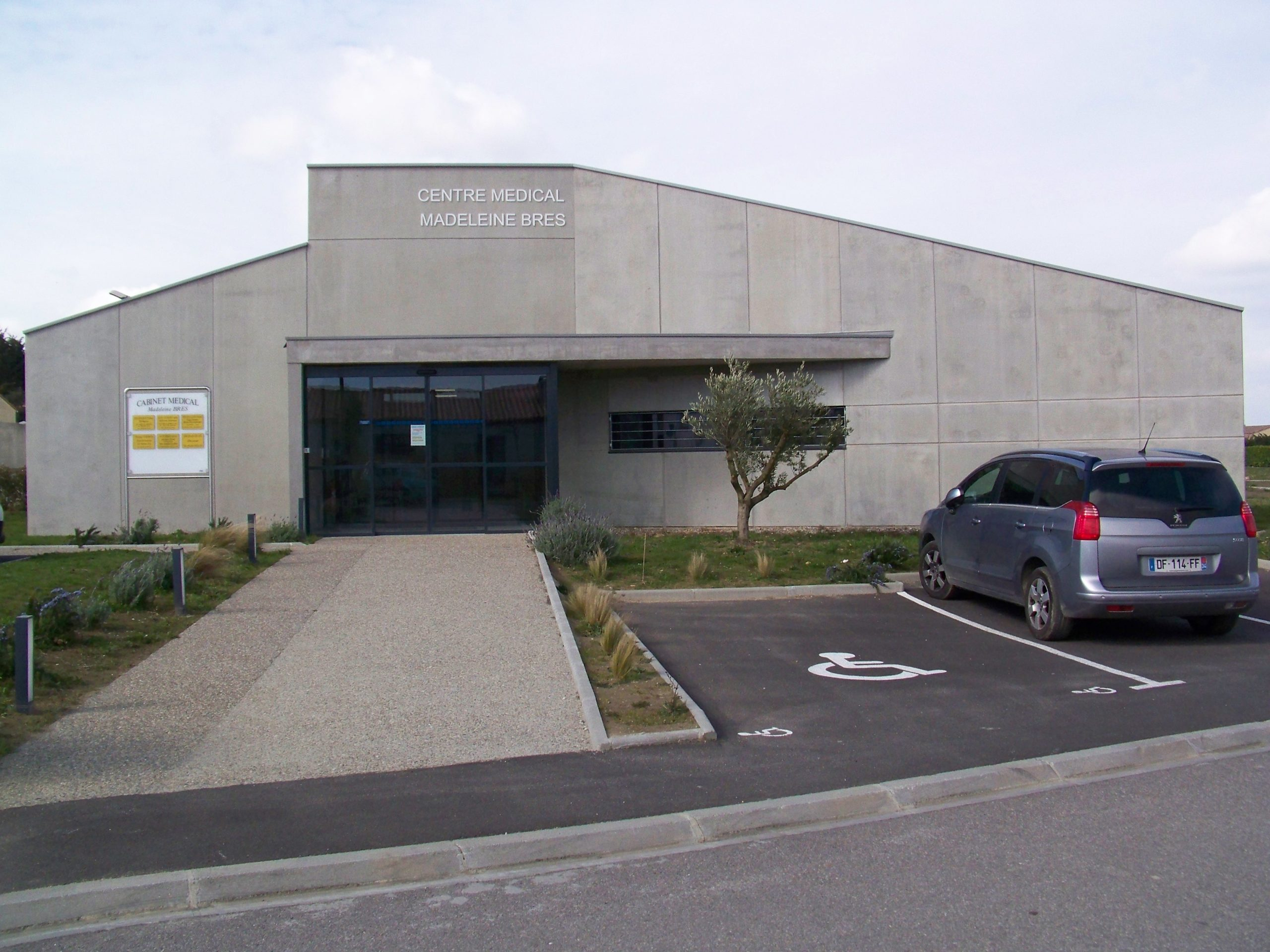 centre médical Madeleine Bres