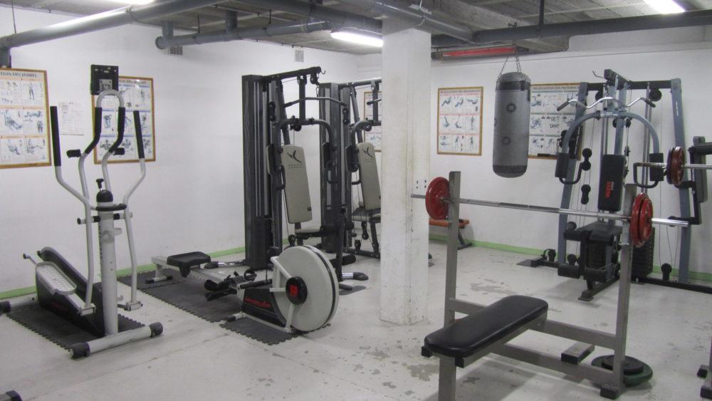 salle de musculation - Arzens