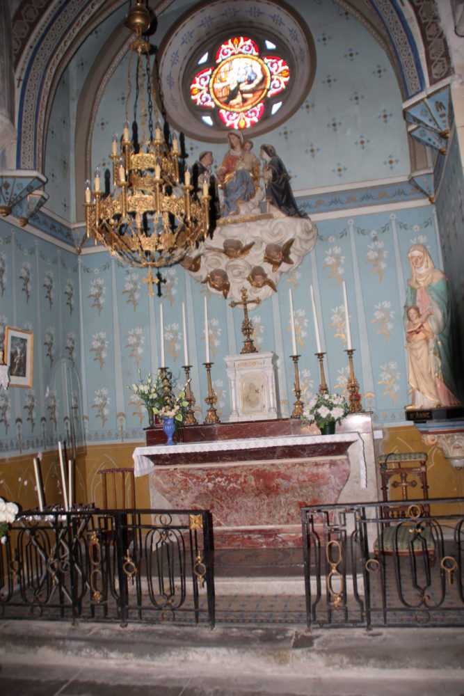 chapelle Arzens