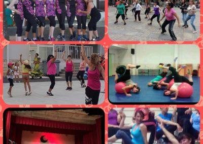 Club de Gymnastique féminine