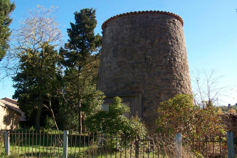 Le moulin - Arzens