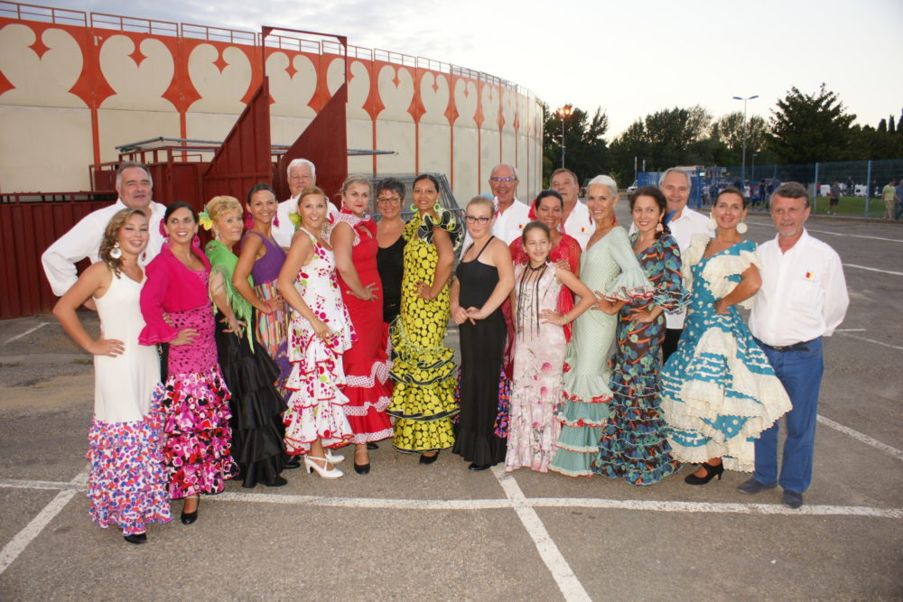Pasion Flamenca Arzens