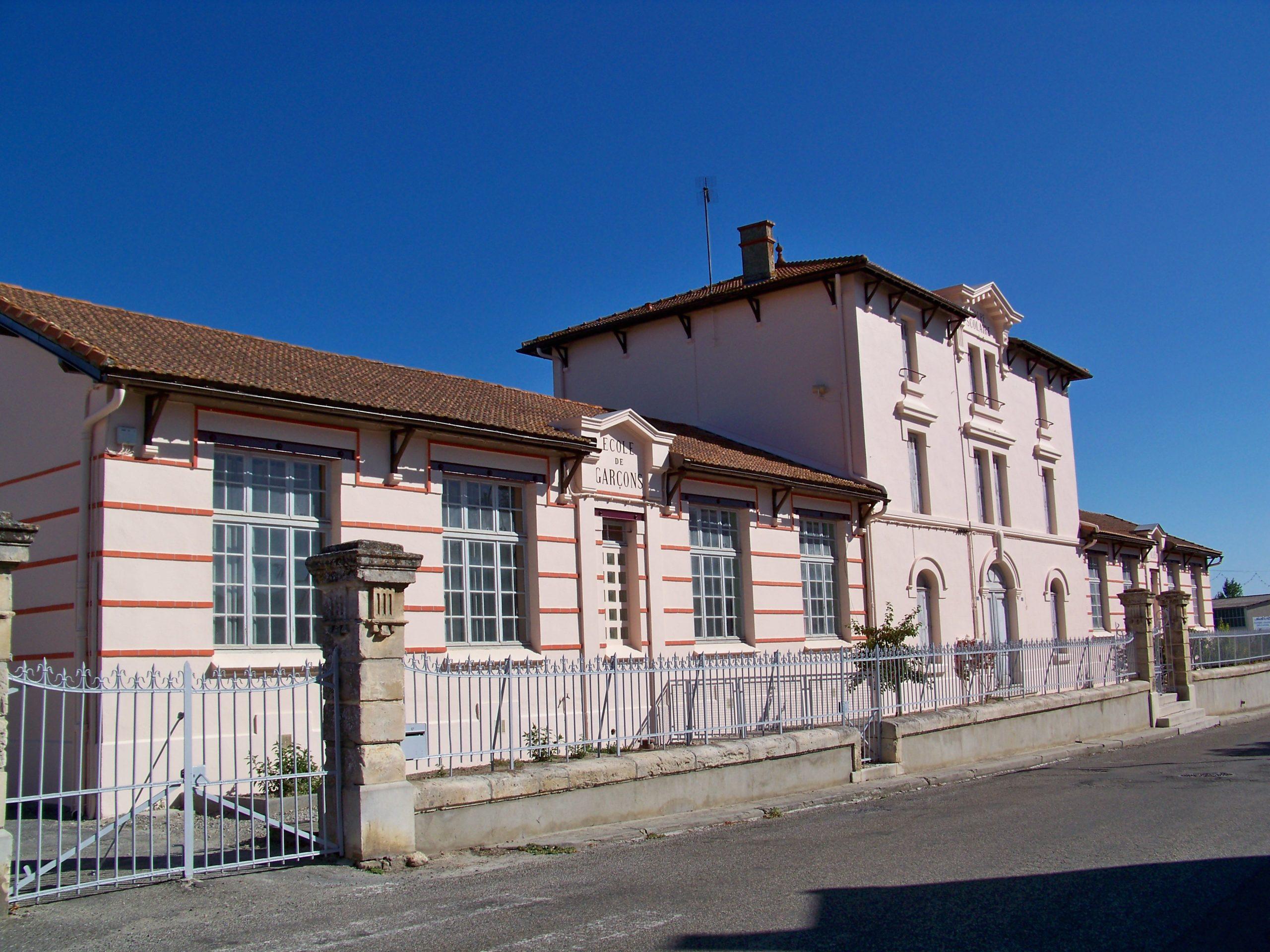 école Arzens rénové