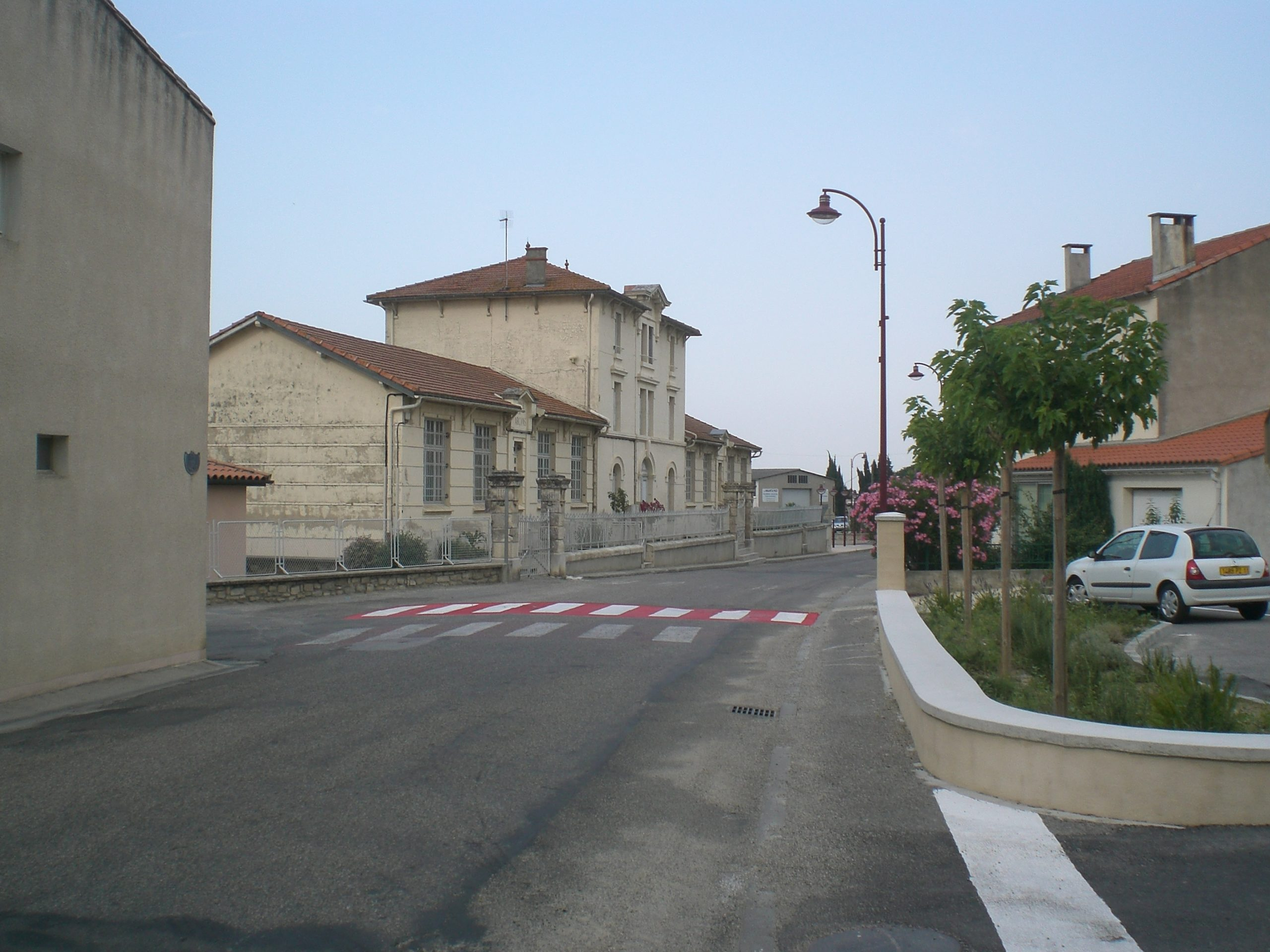 rue des écoles - Arzens